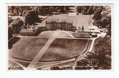 Hopetoun House From The Air West Lothian 1921 Real Photograph Valentines 84805