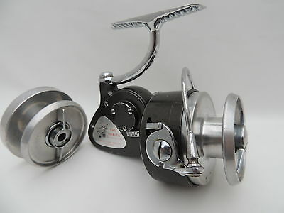 Hardy Exalta Mk2 Spinning Fishing Reel + Spare Spool.