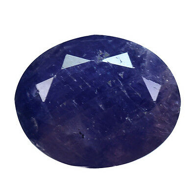 7.940 Cts Marvelous Luster Blue Natural Sapphire Oval Loose Gemstones