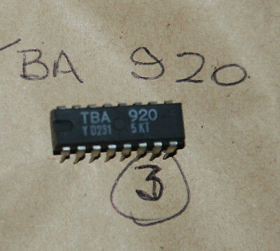 New Old Stock Components - Integrated Circuit Tba920 Quantity 1
