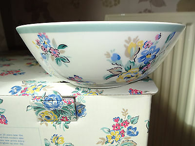 Cath Kidston Highgate rose cereal  bowl BRAND NEW **FREE POST**