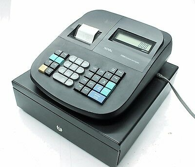 Royal 435Dx/500Dx Cash Register 16 Dept Retail/Restaurant Lightly Used Works GR8