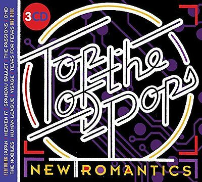 Top Of The Pops: New Romantics - New Cd Compilation