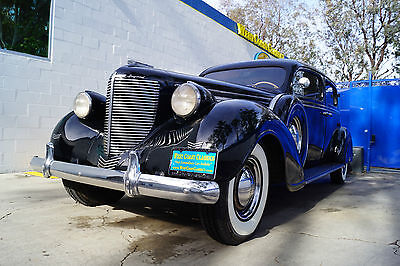 1938 Chrysler Imperial C20 8 LWB LIMOUSINE WITH DIVIDER & REAR JUMP SEATS 1938 C20 8 IMPERIAL LIMOUSINE WITH DIVIDER & REAR JUMP SEATS - 1 OF 145 BUILT!