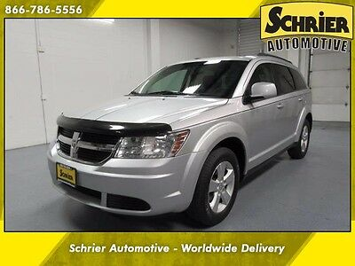 2009 Dodge Journey  09 Dodge Journey Silver FWD Home Link Hitch Receiver Cruise Control