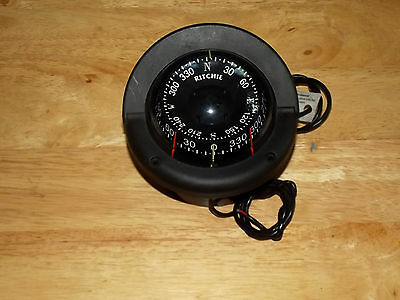 Ritchie Compass Hf-743 Ritchie Helmsman Compass