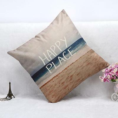 Gift Pillow Case Bed Car Sofa Waist Throw Cushion Cover Home Decoration Pillow 1