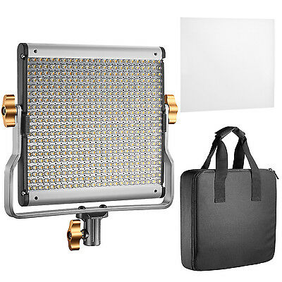 Neewer Kit De Luz De Video Led Staffa U Con Bi-Colore Regolabile