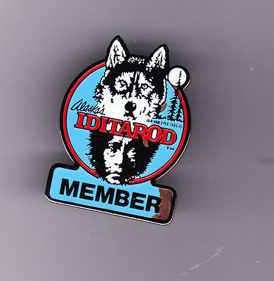 Iditarod Member Tie Tack Pin New In Package