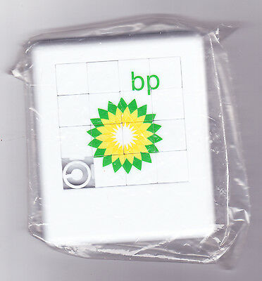 British Petroleum Plastic Hand Held Puzzle New In Package