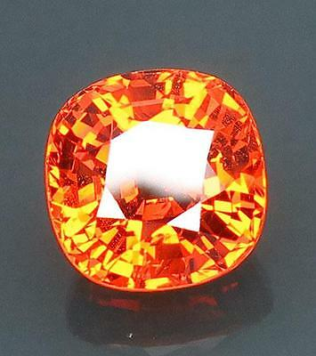 3.62ct. Mandarin Orange Spessartite Garnet VVS
