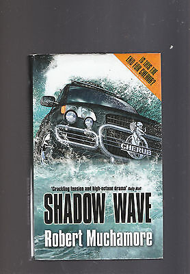 NEW:Robert Muchamore/CHERUB 12 Shadow Wave H/C D/J