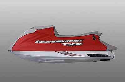 YAMAHA FX CRUISER HO Cover '06  Red & Silver w/ DL New OEM