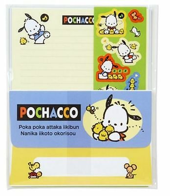 2016 Sanrio Japan Pochacco PC Letter Set