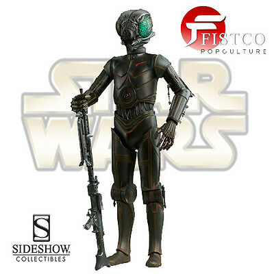 STAR WARS - Actionfigur 1/6 4-LOM (Sideshow)