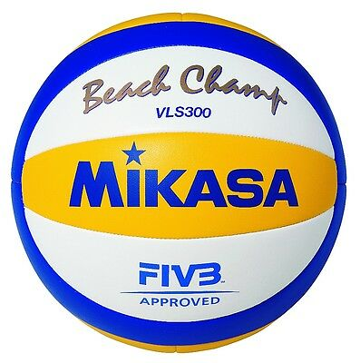 "Grevinga® SCHOOL Mikasa Beachvolleyball ""Beach Champ 2010 VLS 300"" 141304"
