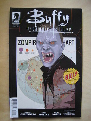 BUFFY THE VAMPIRE SLAYER  Season Nine #  15 . DARK HORSE.  2012