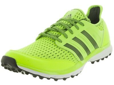adidas Climacool Mens Golf Shoes / Trainers - Solar Yellow - RRP: £64.95