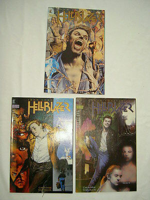 "Hellblazer  67,68,69  ""end Of The Line"".complete 3 Part Ennis Story.1993.vertigo"
