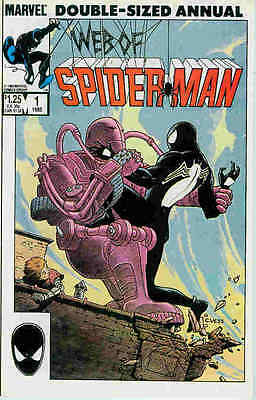 Web of Spiderman Annual # 1 (USA, 1985)