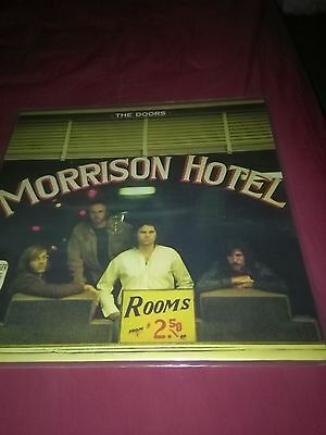 the doors lp album, morrison hotel