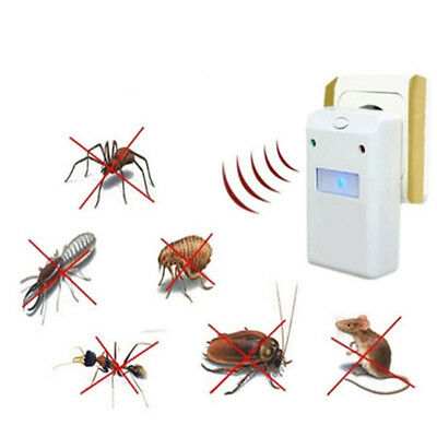 Riddex Plus Pest Repellent Repelling Aid for Rodents Roaches Ants Spiders EU/US