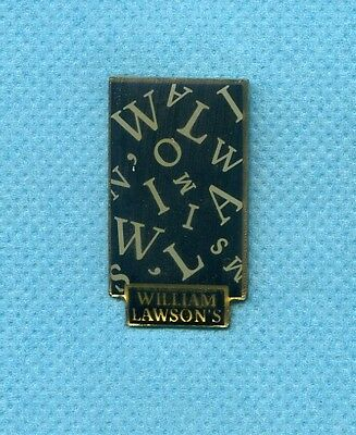Pins  Whisky  William Lawson's     Pc136