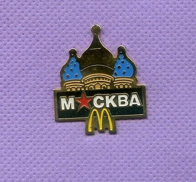 Pins  Mc Donald's  Russland Russia   Pc143
