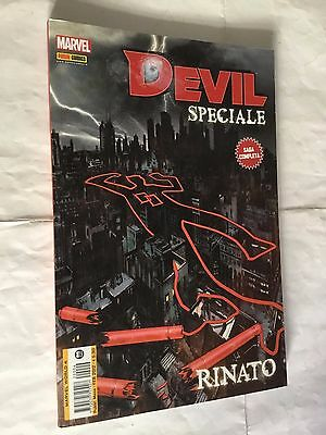 Devil Speciale  Rinato  Marvel World 4   Panini Comics