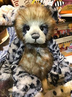 Tatum Charlie Bears, Brand New with Tags, 2017 Collection