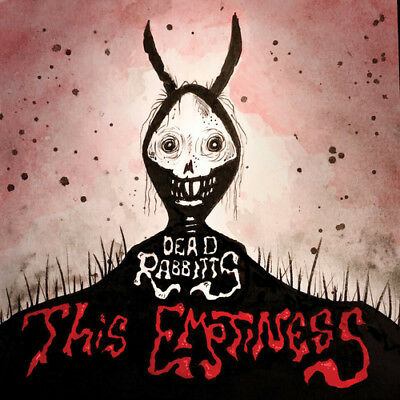 The Dead Rabbitts : This Emptiness CD (2017) ***NEW***