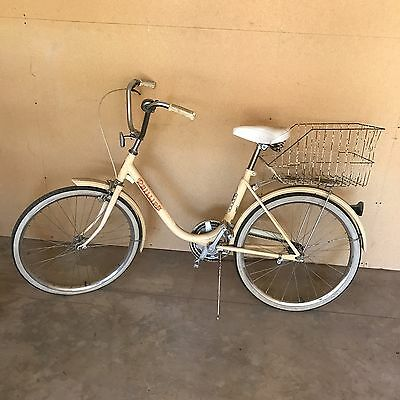 vintage bicycle Phillips Ladies Bike With Basket Retro Cheap Eco Cool Low rider
