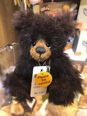 TRINKET Charlie Bears, Minimo Collection 2016. BNWT Limited Edition, #258