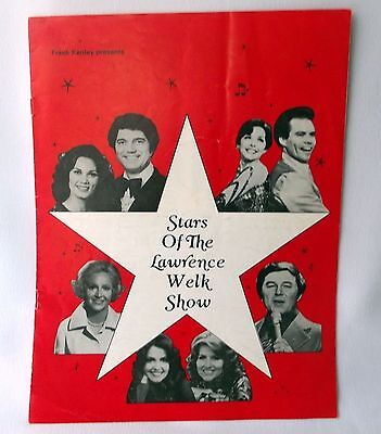 Program Lawrence Welk Show Norma Zimmer Guy Ralna Bobby Burgess Elaine Joe Feene