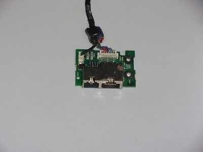 Alienware Area-51 M5500 LAN and Modem Port Board W/ Cable 35-F25500-B0