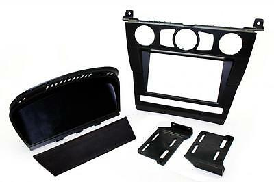 Connects2 CT23BM14 Double Din Stereo Facia Kit to fit BMW E60 E61 Pre-LCI 03-07