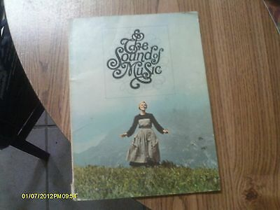 The Sound Of Music Book 1965