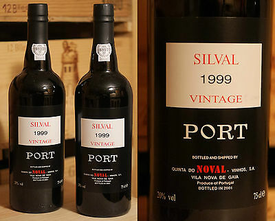1999er Quinta do Noval - Silval Vintage Port *****