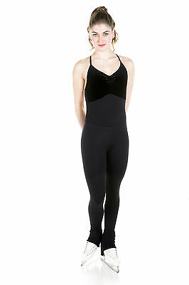 New Elite Xpression Dance One Piece Suit B100-BK Made on Order