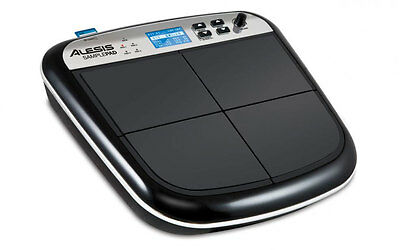 Alesis Multi Sample Pad E-Drum Percussion Pad Sample Instrument Schlagzeug Midi