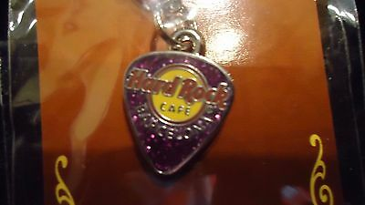 Hard Rock Cafe Charm Pick Barcelona