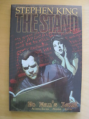 STEPHEN KING : The STAND : NO MAN'S LAND by AGUIRRE-SACASA.NEW H/B GRAPHIC NOVEL