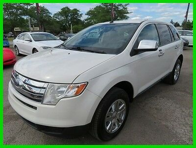 2010 Ford Edge SE 2010 SE Used 3.5L V6 24V Automatic FWD SUV Clean clear title carfax we finance