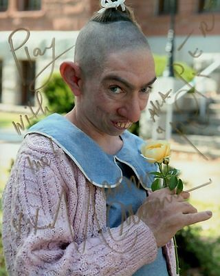 PRICES SLASHED! American Horror Story Naomi Grossman (Pepper) Signed 10x8 Photo