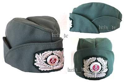 DDR VOPO Polizei Damen- Uniform - Mütze East german Police lady hat Volkspolizei