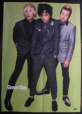 Finnish Miss Mix Green Day Poster Finland