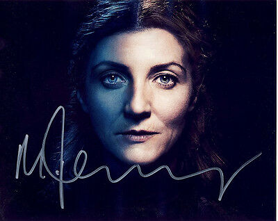 •Sale• Game Of Thrones Michelle Fairley (Catelyn Stark) Signed 10x8 Photo