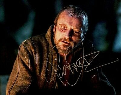 •Sale• Game Of Thrones Richard Dorman (Beric Dondarrion) Signed 10x8 Photo