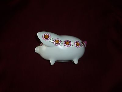 Arthur Wood Pottery Money-Box Pig