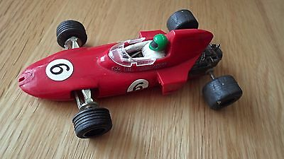 Scalextric C026 - Slot Car - Formula 1 - March Ford